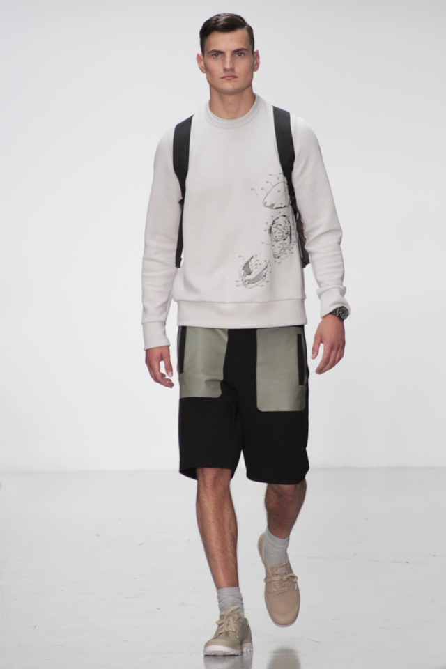 pictures Astrid Andersen SS15 – London Collections: Men