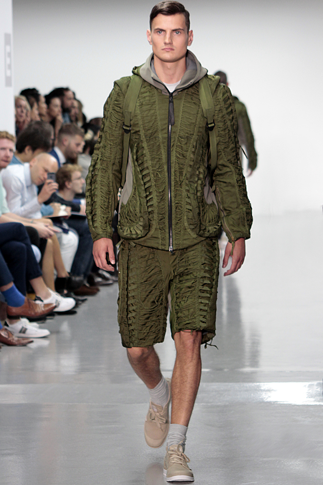 Watch Astrid Andersen SS15 – London Collections: Men video