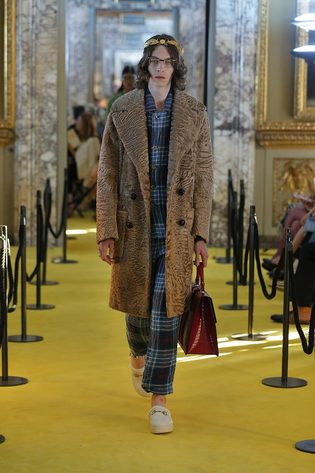 GUCCI CRUISE 18 FIRENZE 29 MAY 2017