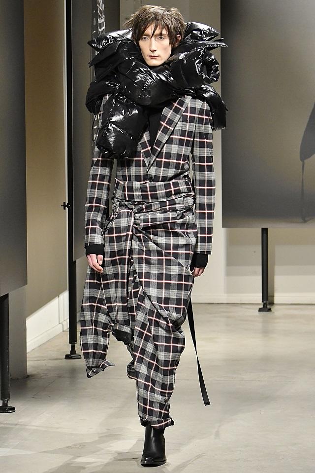 Juun J Paris Fashion Week Men Fall Winter 2018-19 Paris January 2018