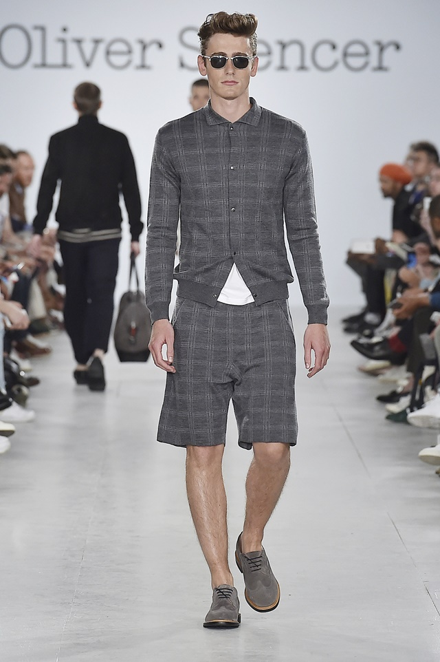 Oliver Spencer Spring Summer 2017London Menswear Fashion Week Copyright Catwalking.com'One Time Only' PublicationEditorial Use Only