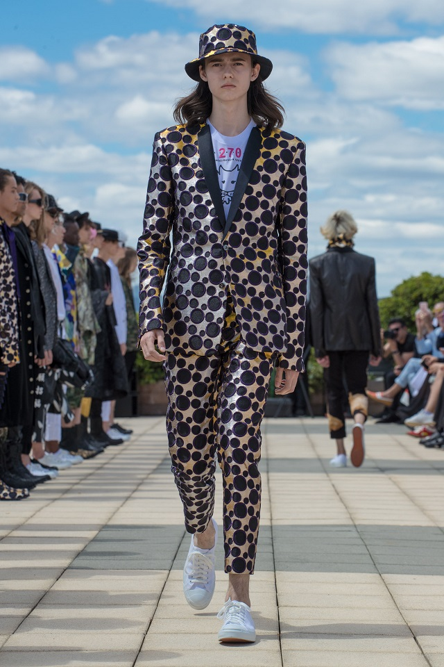 RYNSHUPARIS FASHION WEEK MENSWEAR SS18