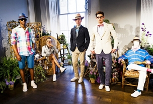 London Collections: Men: Thomas Pink