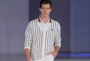 Slazenger SS14 at 080 Barcelona Fashion
