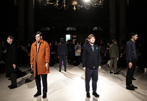 London Collections: Men: Universal Works