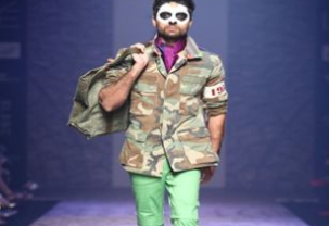 Lakme Fashion Week: Arjun Khanna