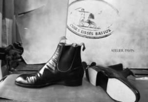 Atelier Pavin: A la Recherche des Blue Suede Shoes!