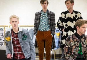 Au Jour Le Jour at Milan Uomo Fashion Week