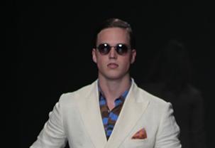Amsterdam Fashion Week: Bareezé Man