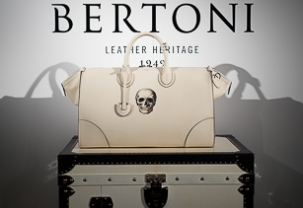 Bertoni at Milan Uomo Fashion Week