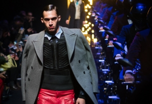 Dirk Bikkembergs at Milan Uomo Fashion Week