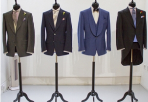 London Collections: Men: Chester Barrie