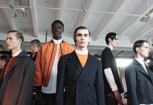 London Collections: Men: CMMN