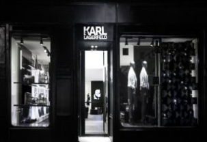 Chez Karl: A Trip to the Karl Lagerfeld Store