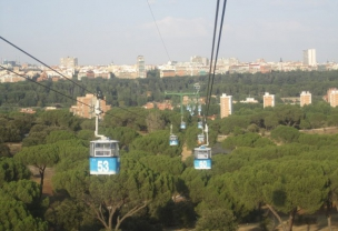 Take a Ride on Madrid´s Teleferico