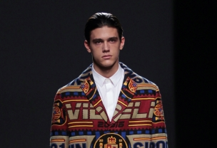 Davidelfin at MBFW Madrid