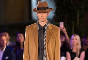 D.GNAK Goes Back To Basics at London Fashion Week Mens