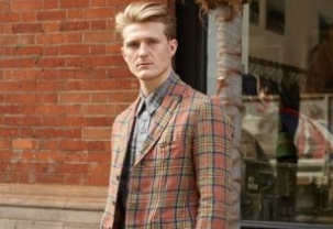 Nigel Cabourn at London Collections: Men
