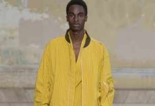 Eleventy Wows At Milano Fashion Week