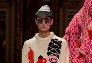 ACNE at Paris Fashion Week Homme AW 17/18