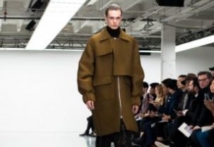 Sean Suen at London Collections: Men