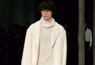 Sandro at Paris Fashion Week Homme