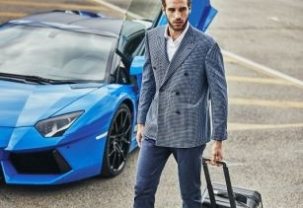 Lamborghini Launches New Menswear Line