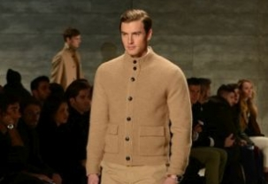 James Long at London Collections: Men