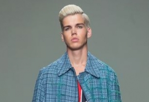 Aziz Bekkaoui: Amsterdam Fashion Week