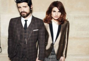 Parisian Meets British Style: The Kooples