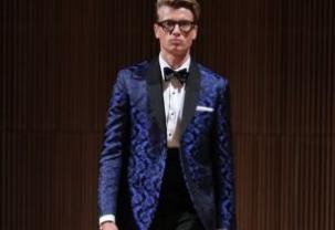 Mercedes Benz Fashion Week NYC: David Hart
