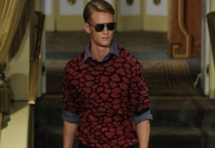 Mercedes Benz Fashion Week NYC: Michael Bastain