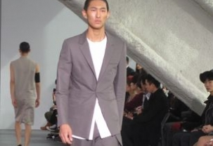 Moohong at Seoul Fashion Week
