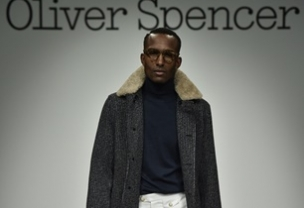 Oliver Spencer at London Fashion Week Mens AW18