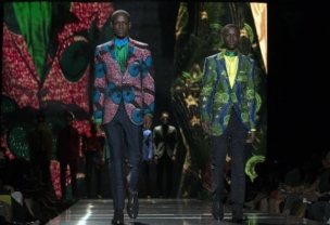 African Style At New York Fashion Week