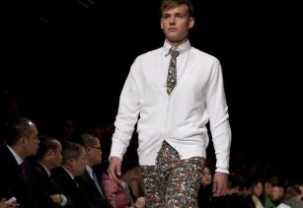 MQ Vienna Fashion Week: Paul B.