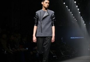 Resurrection at Seoul Fashion Week