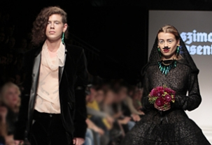 MQ Vienna Fashion Week: Szimon & Rosenthal