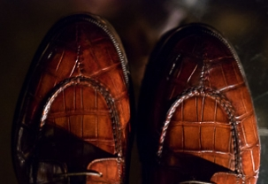 Santoni at Milan Uomo Fashion Week