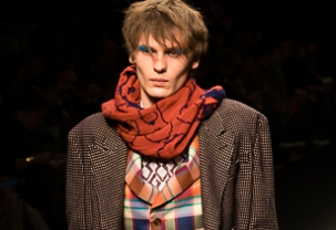 Vivienne Westwood at Milan Uomo Fashion Week