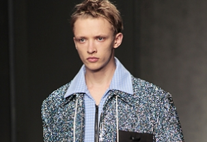 London Collections: Men: Xander Zhou