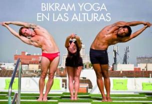 Rooftop Bikram Yoga