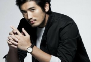 "Interview with the ""First Asian Supermodel"" Godfrey Gao"
