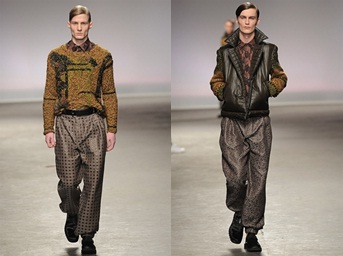 London Collections: Menswear