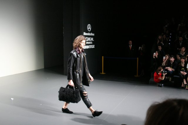 The EGO at Mercedes Benz Fashion Week Madrid