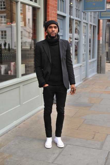 London Street Style March
