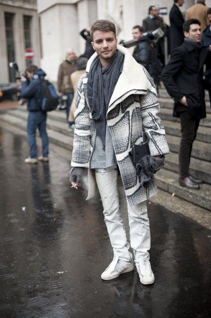 Milan Street Style March 20133