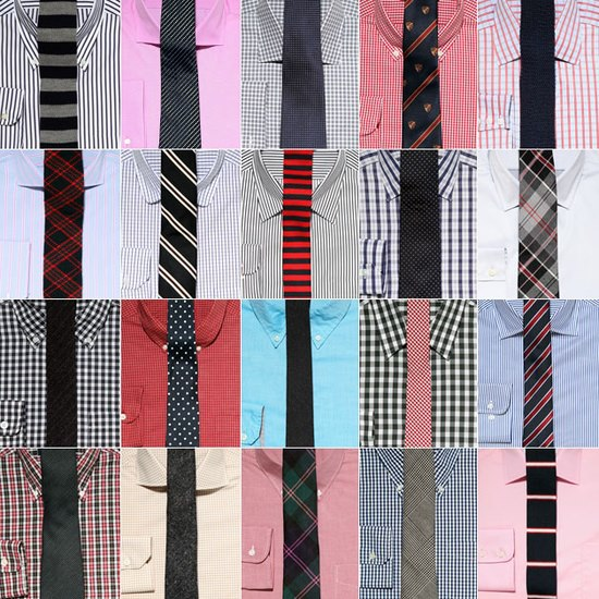 Oxford Ties and Shirts