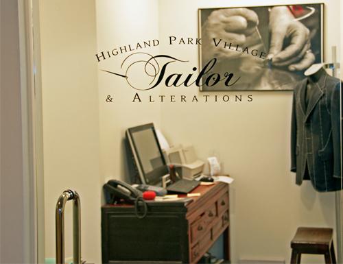 Highland Park Tailor