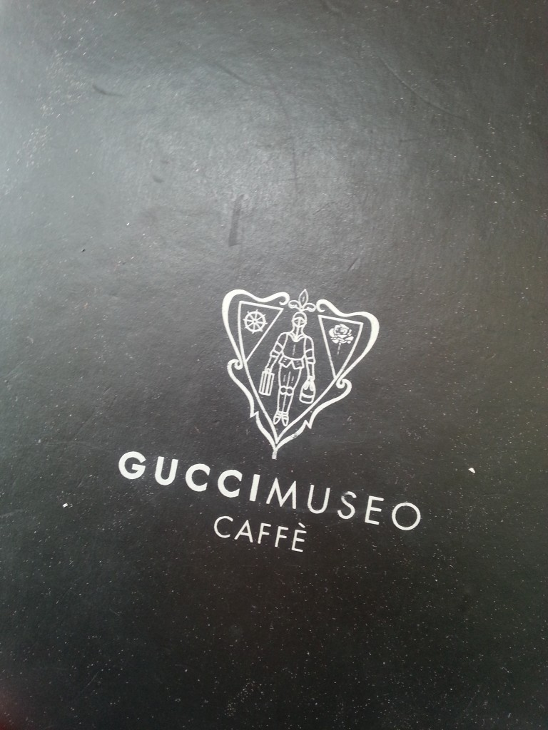 Gucci Museum Cafe